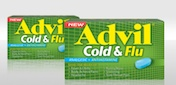 You can print a coupon for $2 off Advil Cold and Flu directly from the Phizer website!