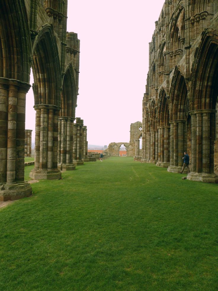 """enchantedengland: """"  Whitby, North Yorkshire, a gothic, gritty, fantasy of a town. (my photos) """""""