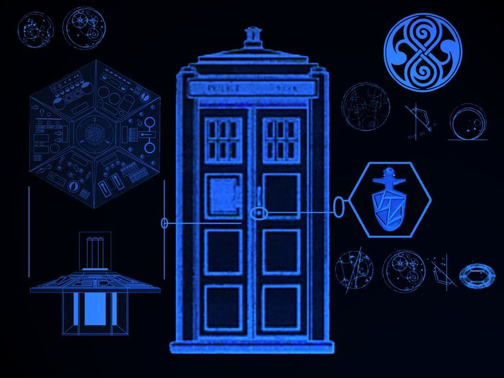 Doctor Who TARDIS | Doctor Who Tardis