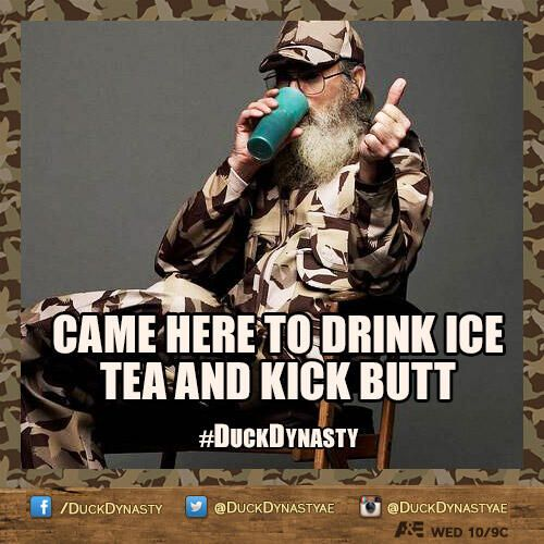 DuckDynasty Uncle Si