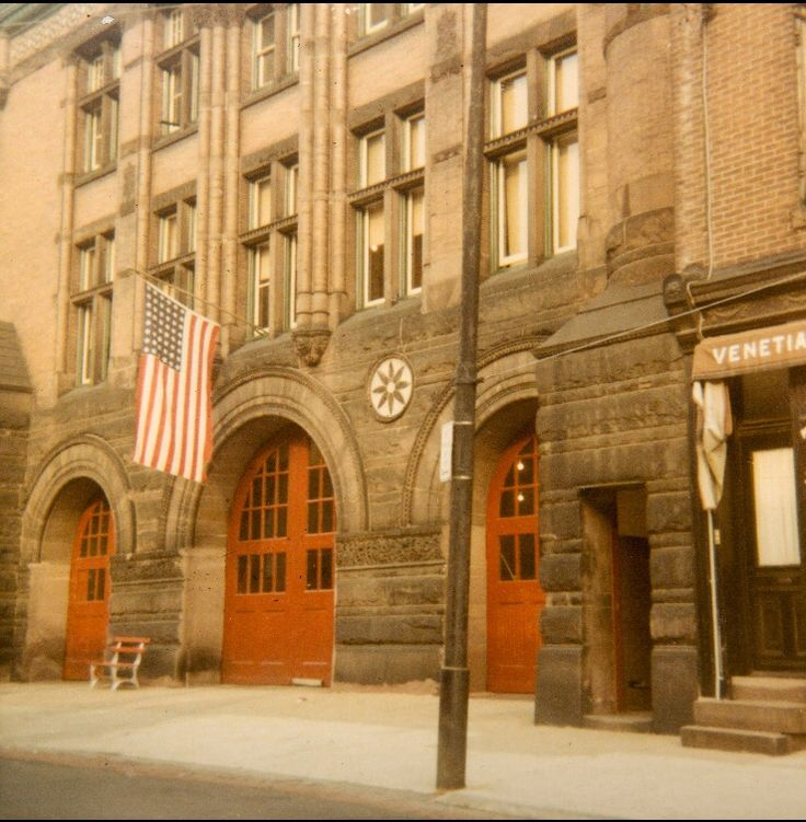 417 Best Images About Fire Houses On Pinterest