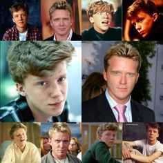 Anthony Michael Hall from National Lampoon's Vacation, Breakfast Club, Weird Science, Sixteen Candles, Edward Scissorhands, Stephen King's Dead Zone, Warehouse 13 and many, many more!