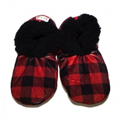 LazyOne Drifting Off to Sleep Fuzzy Feet Pantoufles Adulte S/M
