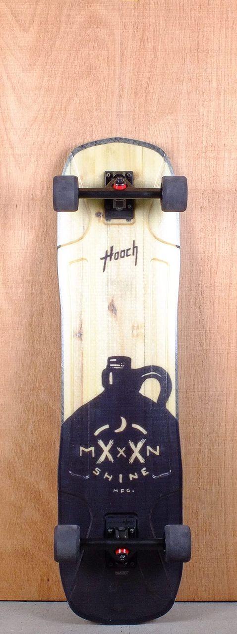 """Moonshine 38"""" Hooch Longboard Complete"""