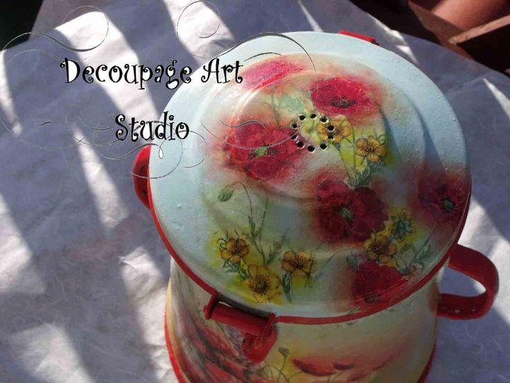 Régiségek és bútorok - Decoupage Art StudioDecoupage Art Studio