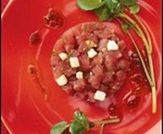 Verse tonijn tartaar recepten - myTaste.be