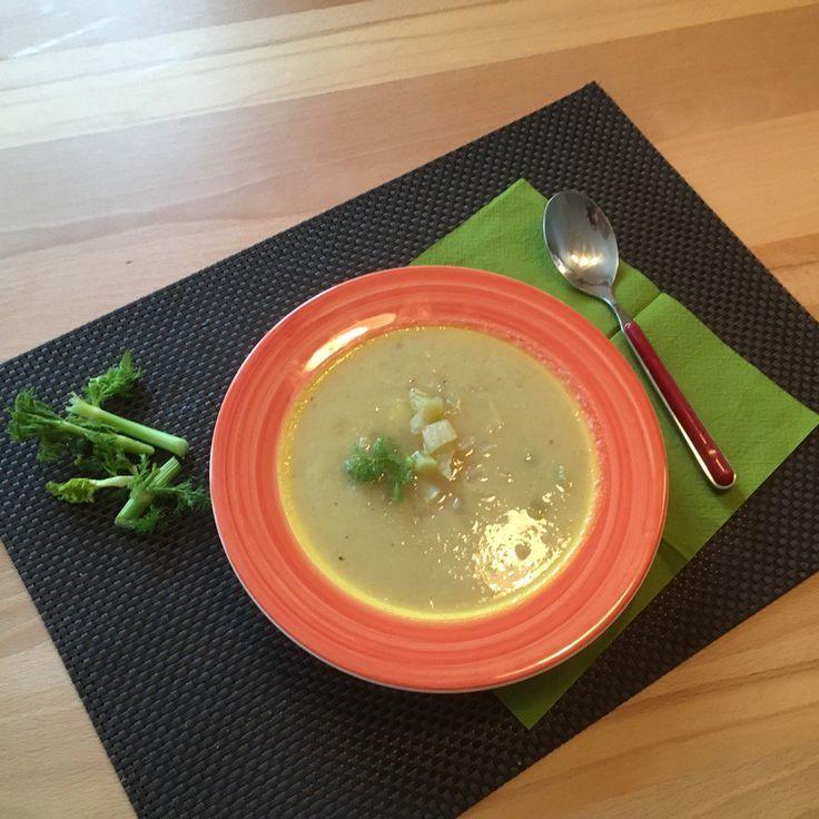 Eine sehr wohlschmeckende, bekömmliche Suppe!