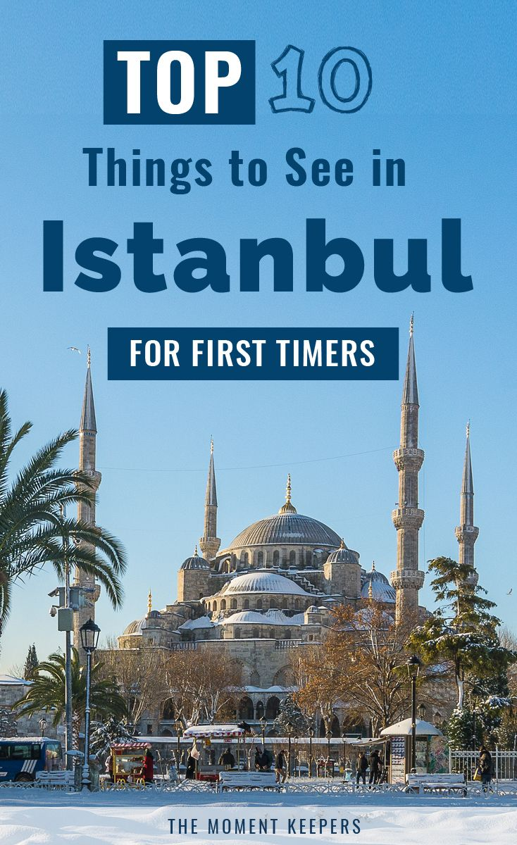 Take note of the 10 sights in Istanbul we considered visiting if you're a first timer like us.  #travel #tips #guide #istanbul #turkey #travelblogger