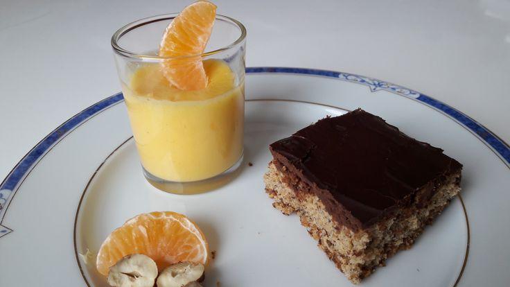 Délice noisettes et chocolat Maigrir 2000 : gâteau à la noisette et au chocolat idéal pour un repas d'invitation. Il sera digne d'une bûche pour vos repas de fêtes ! Cette recette vous est proposée par les nutritionnistes du réseau Maigrir 2000.