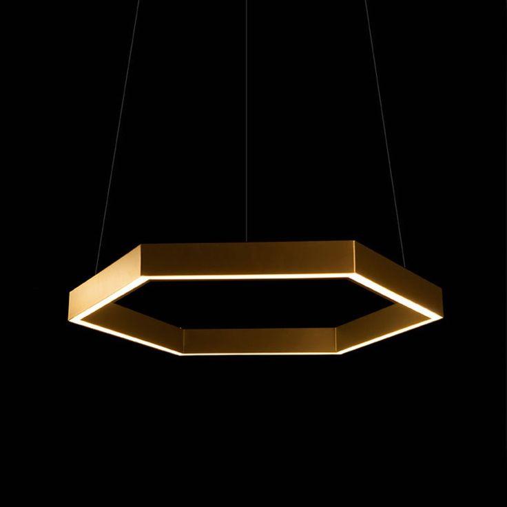 Hex 750 Brass Pendant Light. Brass Pendant LightMinimalist DesignLighting ... & Best 25+ Brass pendant light ideas on Pinterest | Geometric ... azcodes.com