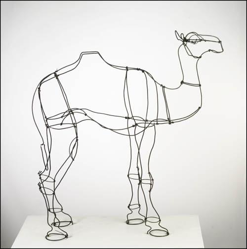 The 248 best wire art - animals images on Pinterest   Wire art, Wire ...