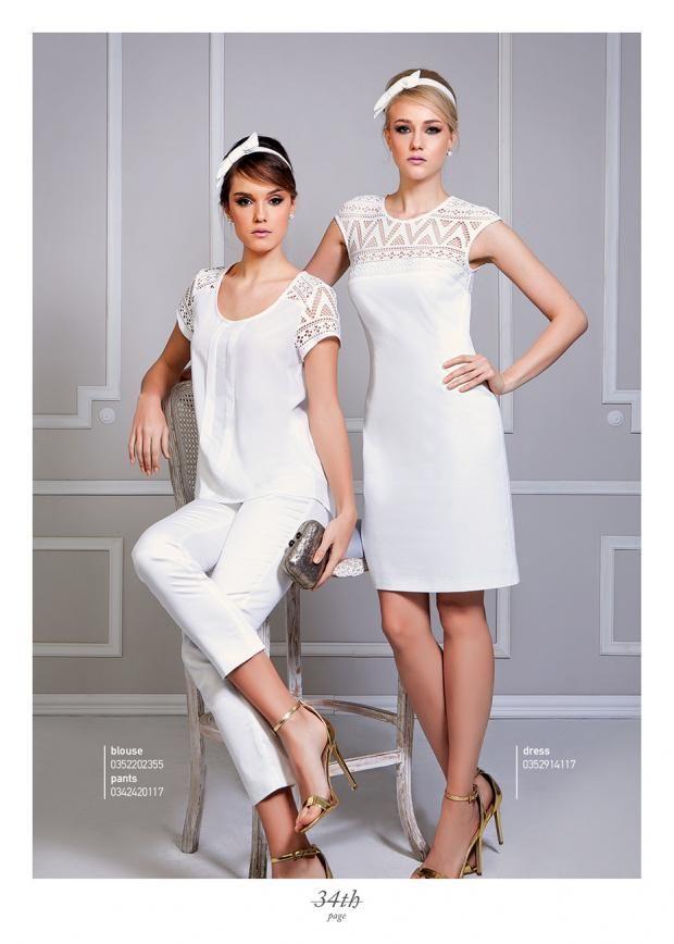 White cotton lace.