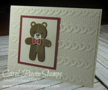 Stampin' Up! Sunday Swap Day  on Monday Cookie Cutter Christmas!