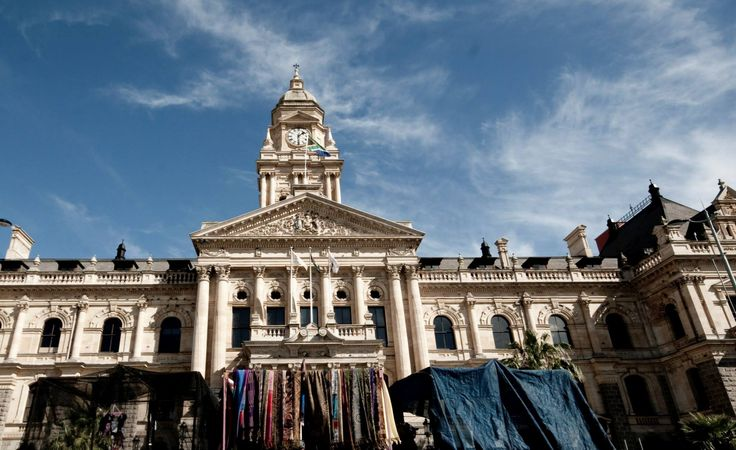 City Hall, Campton You can find great Cape Town hotel deals starting from 14€