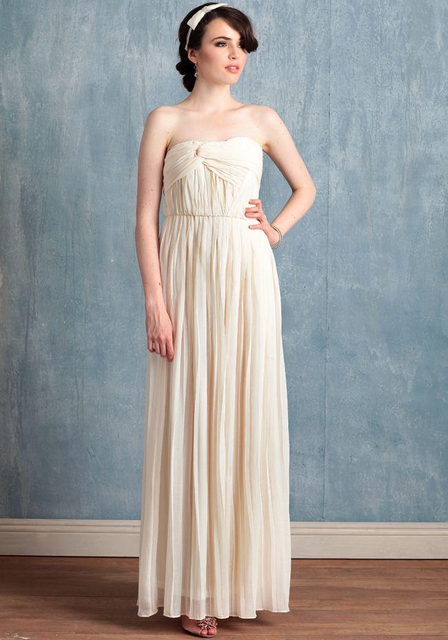 Isla, Ruche, $249.99, Wedding Dress