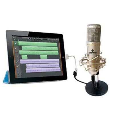 iPad Microphone & Recording Kit