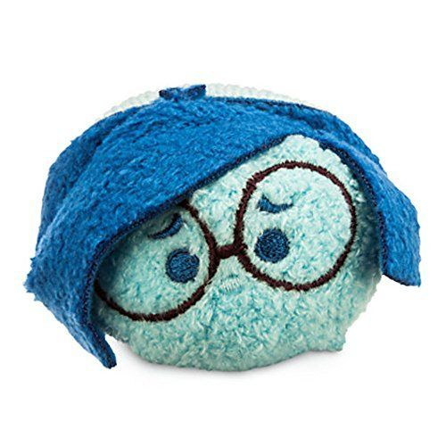 Inside Out Tsum Tsum Sadness Plush Mini Toy is a great Tsum Tsum plush toy developed by Disney. This is an inexpensive and sturdy toy that is great for the young and old alike.