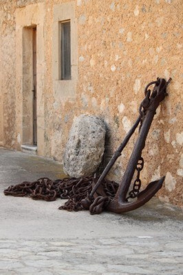 Spanish medieval anchor