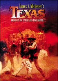 james michener book cover art | DVD: James A. Michener's Texas (DVD) with Patrick Duffy (actor), Maria ...