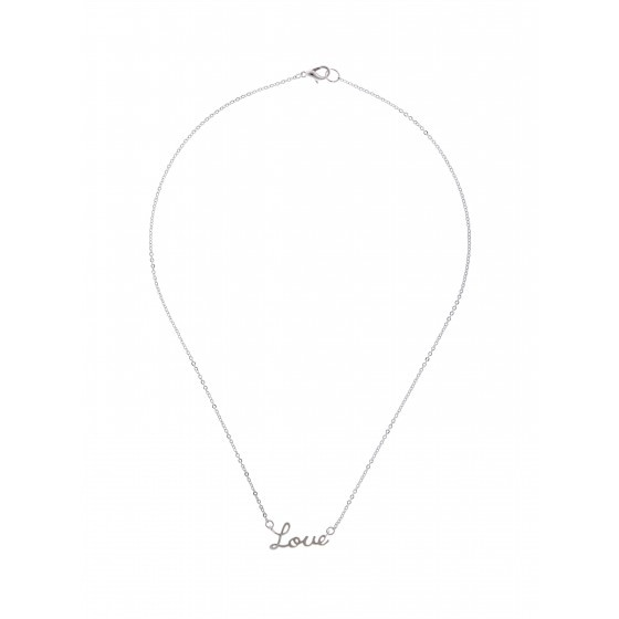 Love Necklace - Vintage Inspired Jewellery By Zara Taylor