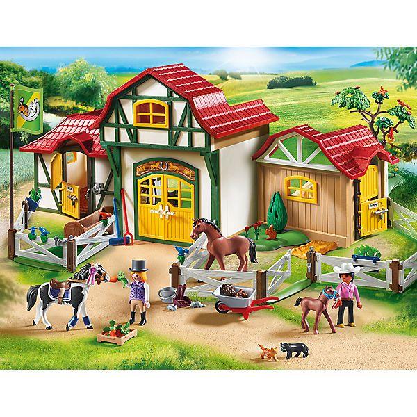 Willkommen auf dem Reiterhof! Hier kommt nie Langweile auf, denn auf dem großen Anwesen gibt es jede Menge zu tun! <br /> <br /> Die großen Pferdeboxen müssen gesäubert werden, damit sich die Pferde wohlfühlen, die Tiere müssen gefüttert und alle Boxen mit frischem Heu ausgestattet werden. <br /> <br /> Hier auf dem Reiterhof werden alle, die mithelfen wollen gerne gesehen! Egal ob Reiter, Urlauber oder Pferdefreund, alle haben genug Platz, um gemei...
