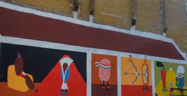 #Budapest #streetart #mural
