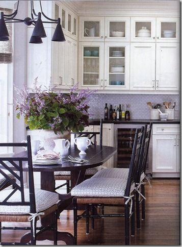 A Great Kitchen From A Recent Traditional Home Has A