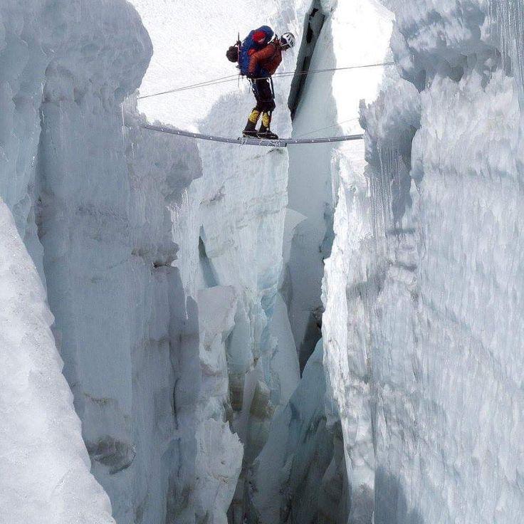 "mounteverestofficial (Mount Everest): @jesusclimber: ""Everest, Khumbu icefall."" #mounteverestofficial"