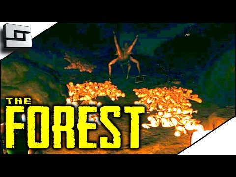 cool The Forest - CAVE PANTS POOPING! S2E4 ( Multiplayer Gameplay )