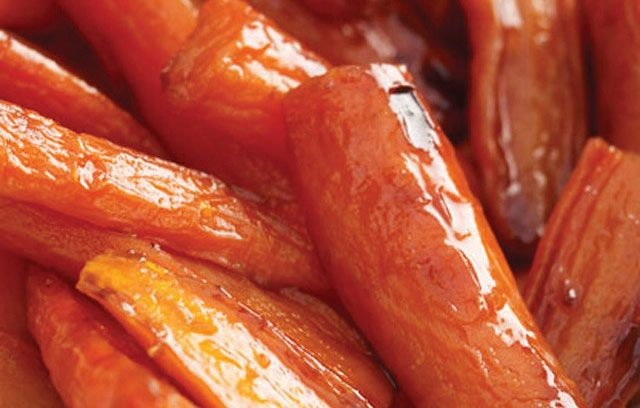 Great for Christmas - Caramilzed Carrots recipe ~Made these for Christmas dinner, disappointed, Next time I'll try a recipe with orange juice.~