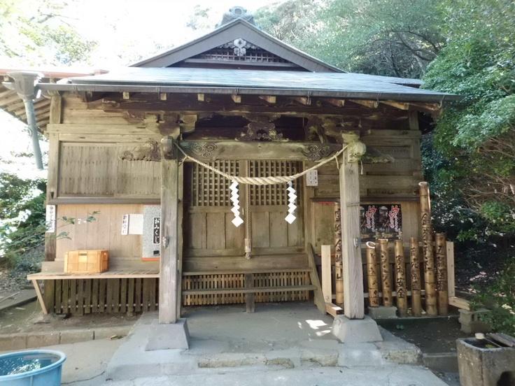 Kimpo Shrines_Minami Satusma City Kagoshima,Japan