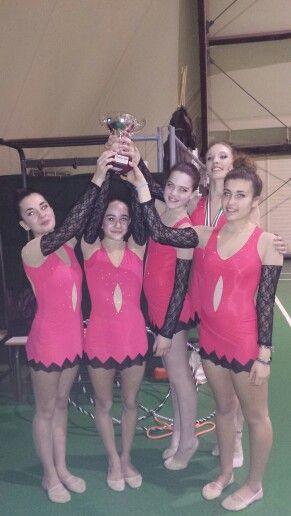 Trofeo Iris 2015, seconde classificate