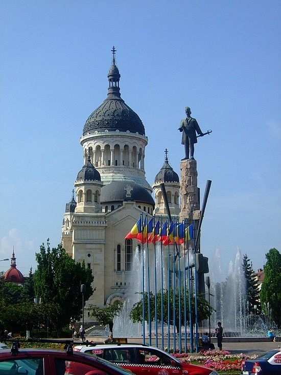 Cluj-Napoca, Romania.
