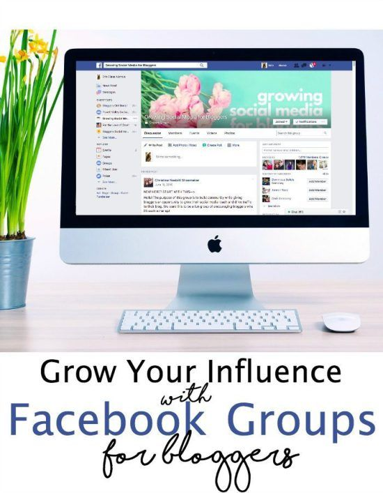 how to grow groups on facebook