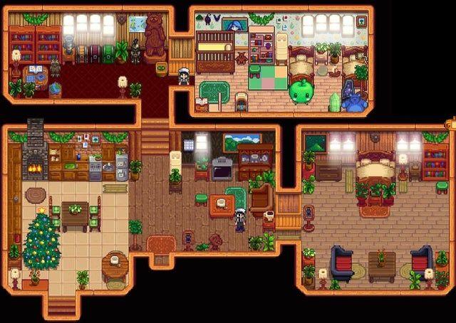 Venuc On Reddit Stardew Valley Stardew Valley Layout Stardew Valley Farms