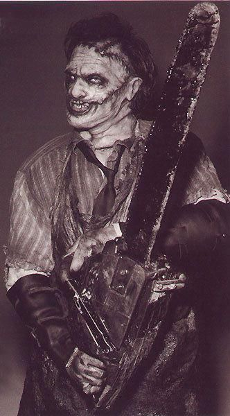 Leatherface #horror #horrormovies