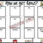 This chart is a printable file that you can print on cardstock. You will need to handwrite the bus numbers and student names.   You can make copies...