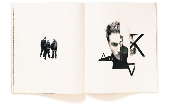 Ray Gun Magazine Spreads : Chris Ashworth
