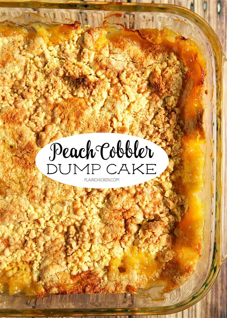 Easy Berry Cobbler Recipe With Cake Mix
