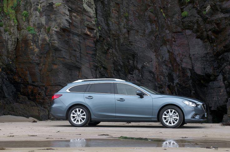 Mazda 6 diesel wagon