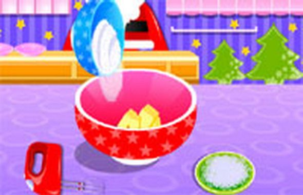 The holidays are coming and everyone is expecting Santa Claus and his presents. But he must get ready for the Holidays. He must make the most delicious cookies. But there is a problem, he ca not do it all by himself, he needs your help. You have to help Santa Claus to make these delicious …