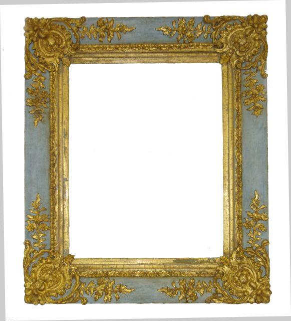 Antique frames | ... : information on Monocolour frame, restoring frames, antique frames