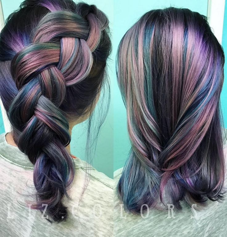 Cute 35+ Best Oil Slick Hair Ideas That Can Make You Look More Beauty https://www.tukuoke.com/35-best-oil-slick-hair-ideas-that-can-make-you-look-more-beauty-7949