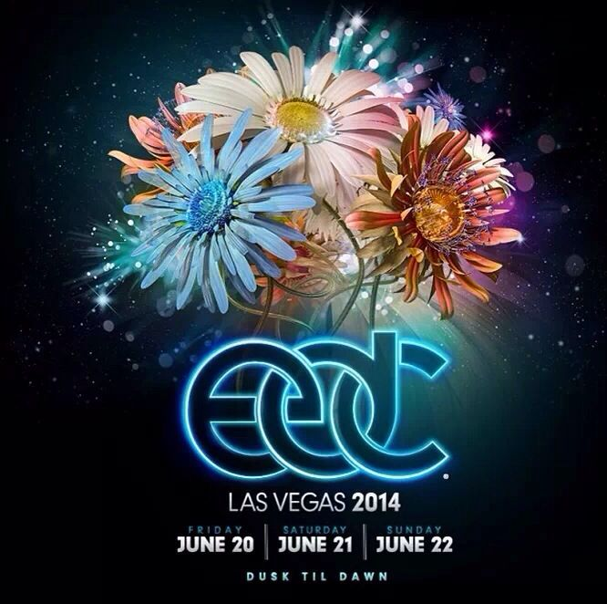 EDC 2014 dates are here!!!