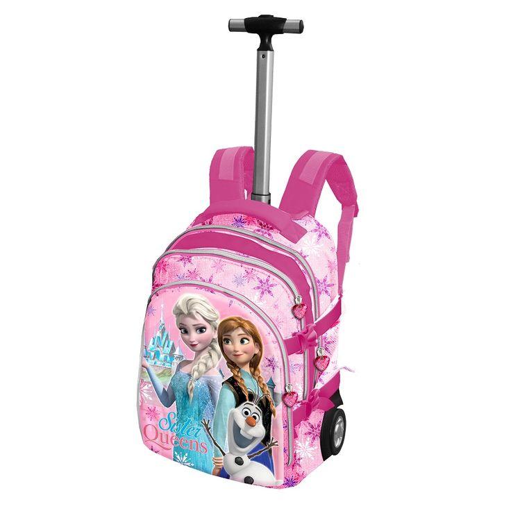 Troler mare Colectia Disney Frozen Queen