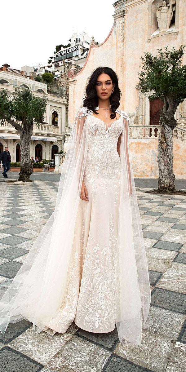b3fc6392b643 30 Wedding Dresses 2019 — Trends & Top Designers ❤ wedding dress trend  2019