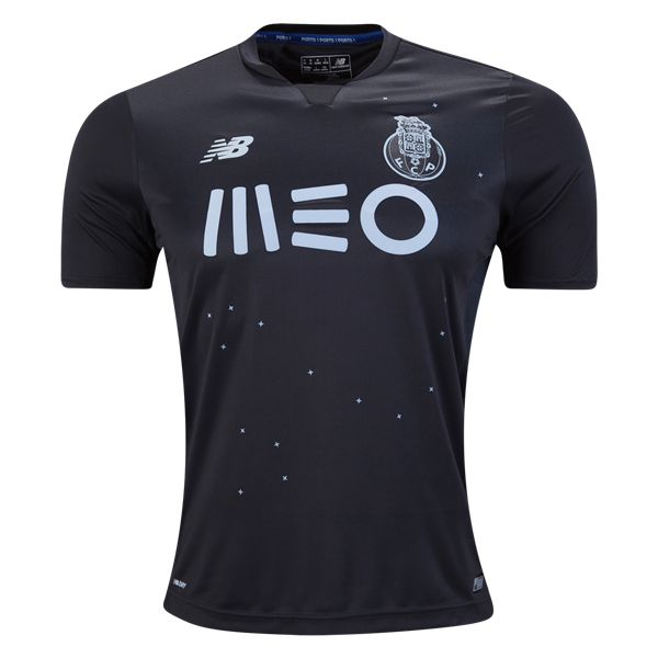 Porto 16/17 Away Soccer Jersey | $84.99 | Holiday Gift & Stocking Stuffer ideas for the FC Porto fan at WorldSoccerShop.com