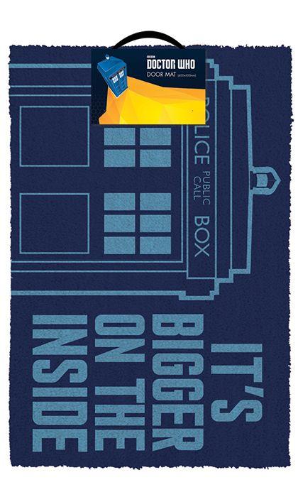 Doctor Who: Tardis - Doormat image