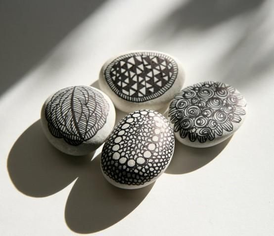 Painted Rocks: tips and inspiration!   Just Imagine - Daily Dose of Creativity