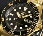 SEIKO 5 SPORTS SNZF22J1 (SNZF22JC) Automatic Gold Mens Watch from Japan